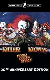 Killer Klowns From Outer Space 20th Anniversary Edition Anchor Bay Release DVD Cover Custom Ver 1